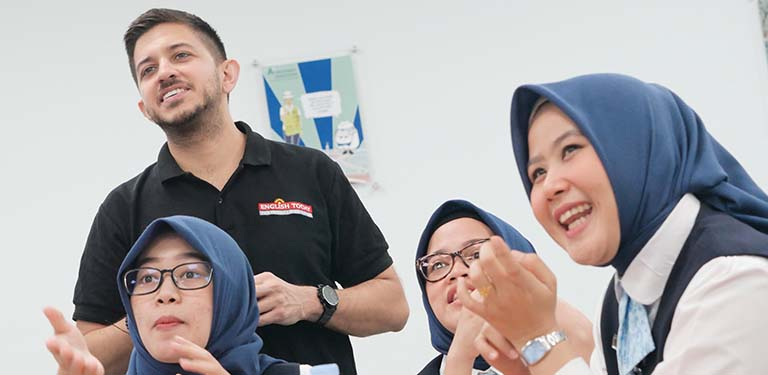 English Course in West Jakarta