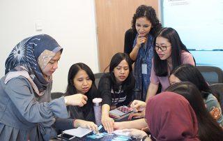 Belajar Bahasa Indonesia untuk Orang Asing di Jakarta
