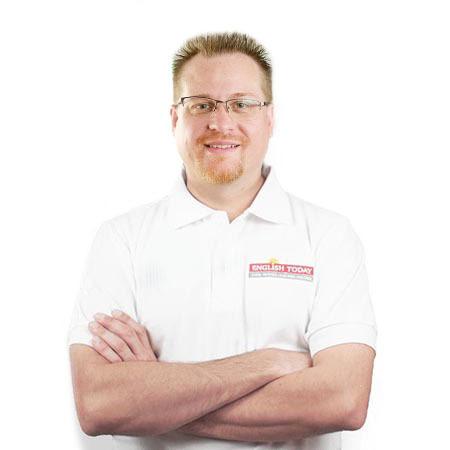Native teacher Phil