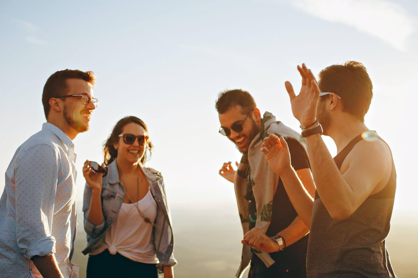 5 Reasons Why We Need English-Speaking Communities